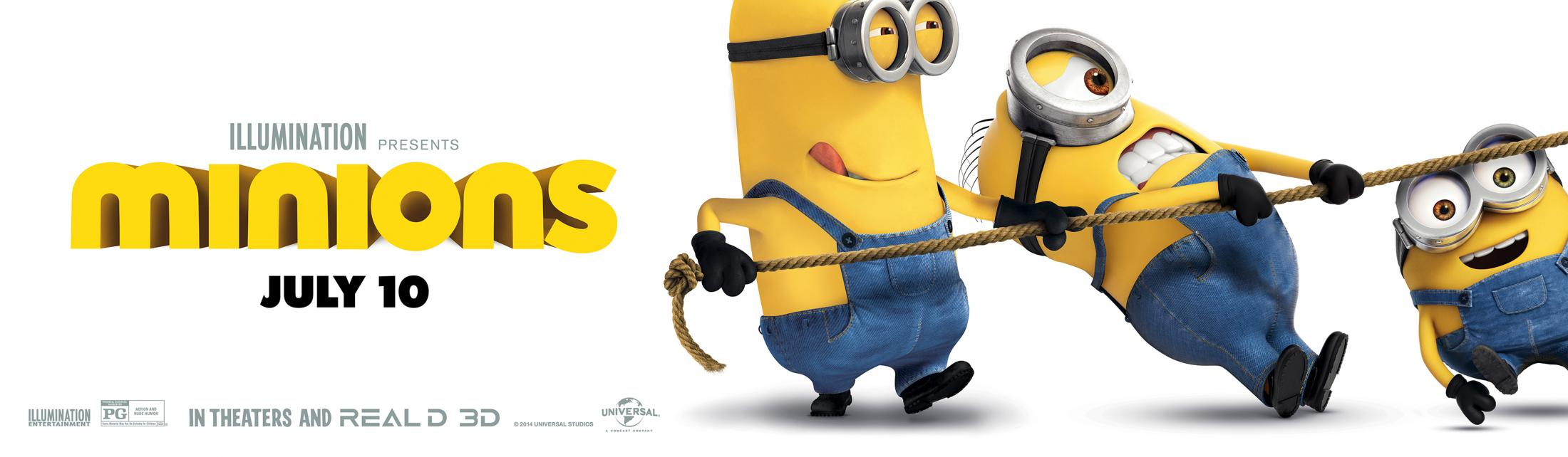 Thumbnail for Minions Outdoor Campaign