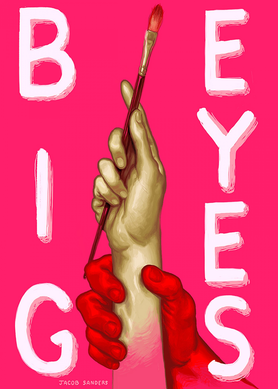 Thumbnail for Big Eyes Illustrations
