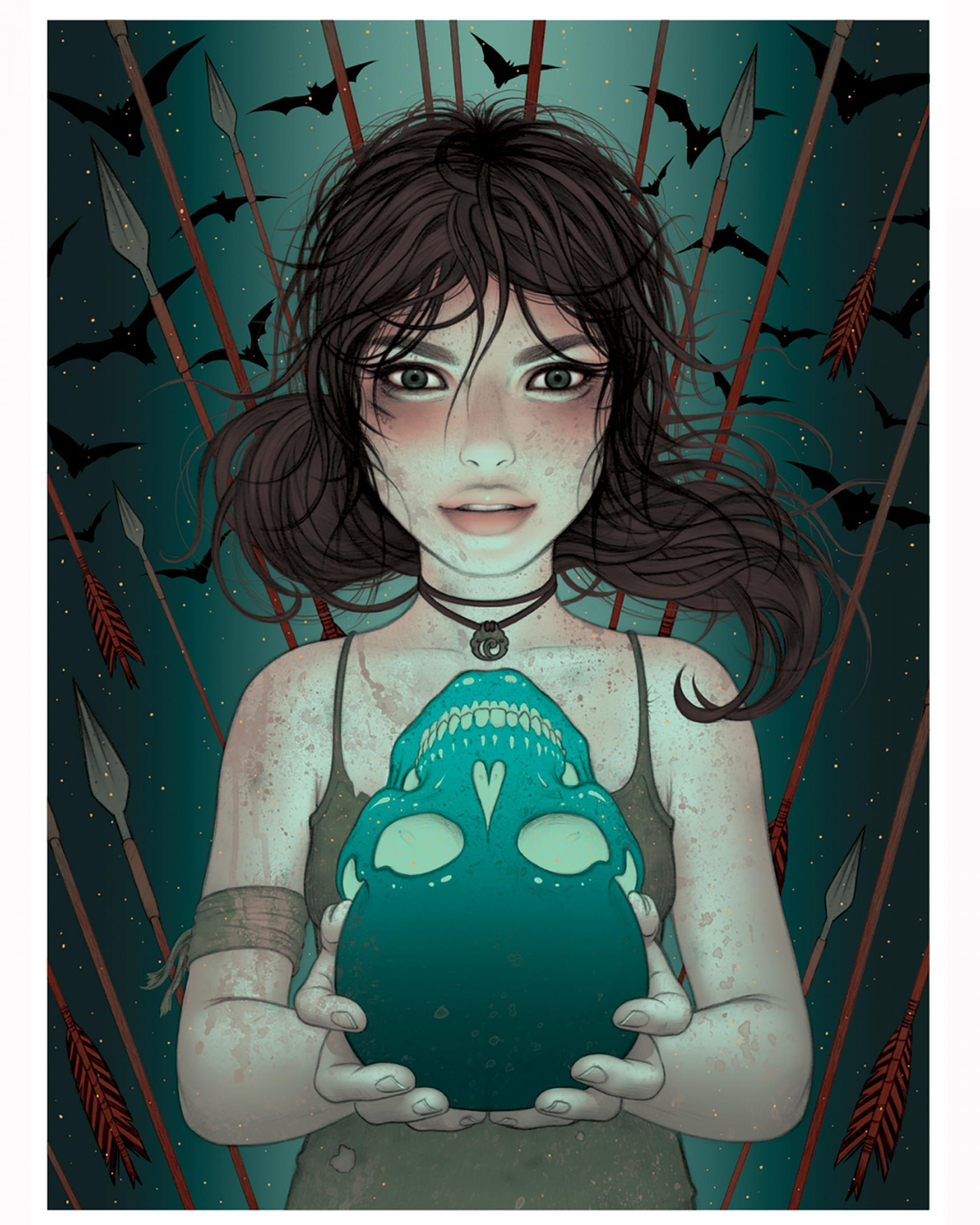 Thumbnail for Lara's Journey by Tara McPherson
