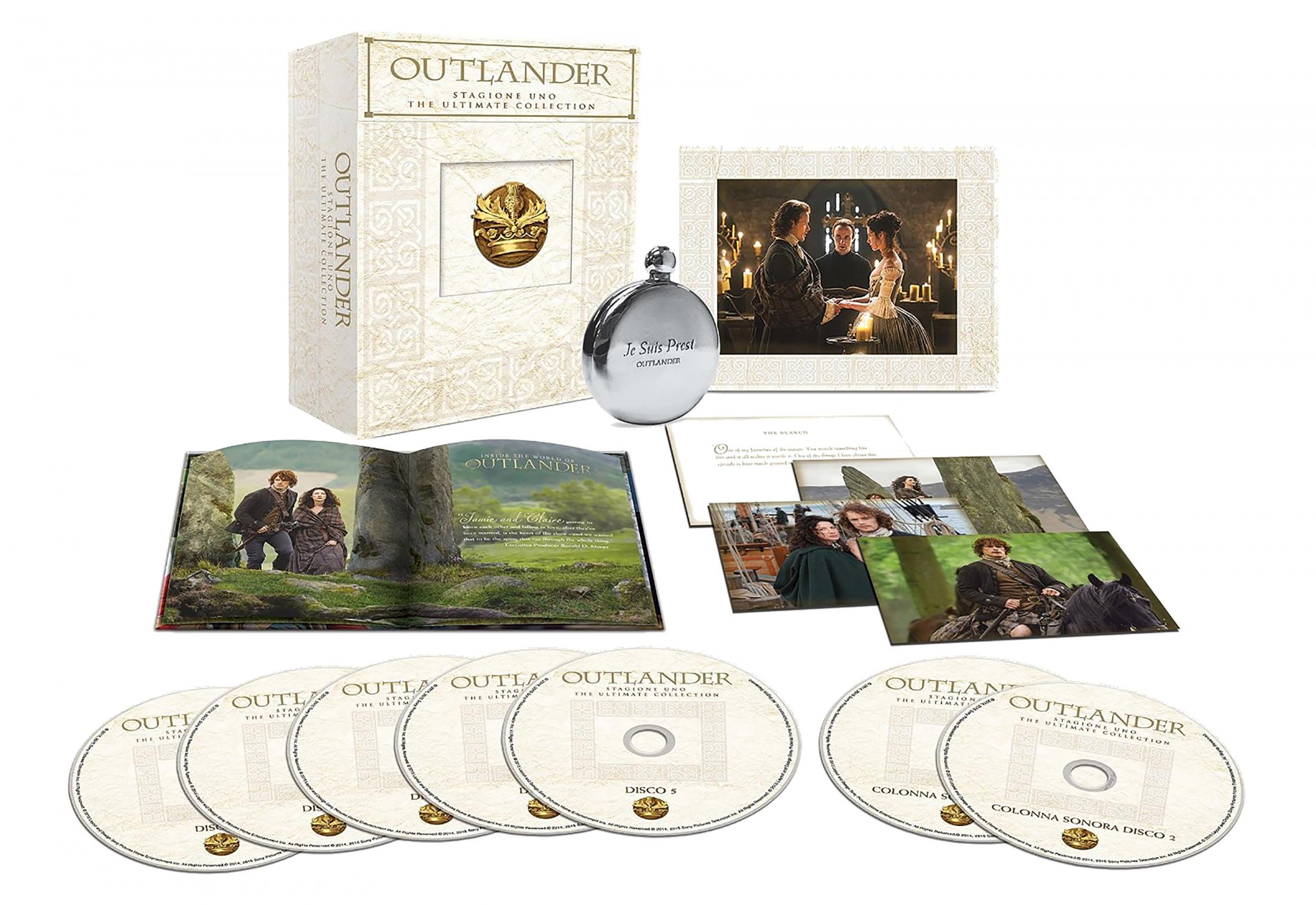 Thumbnail for Outlander Season One: The Ultimate Collection