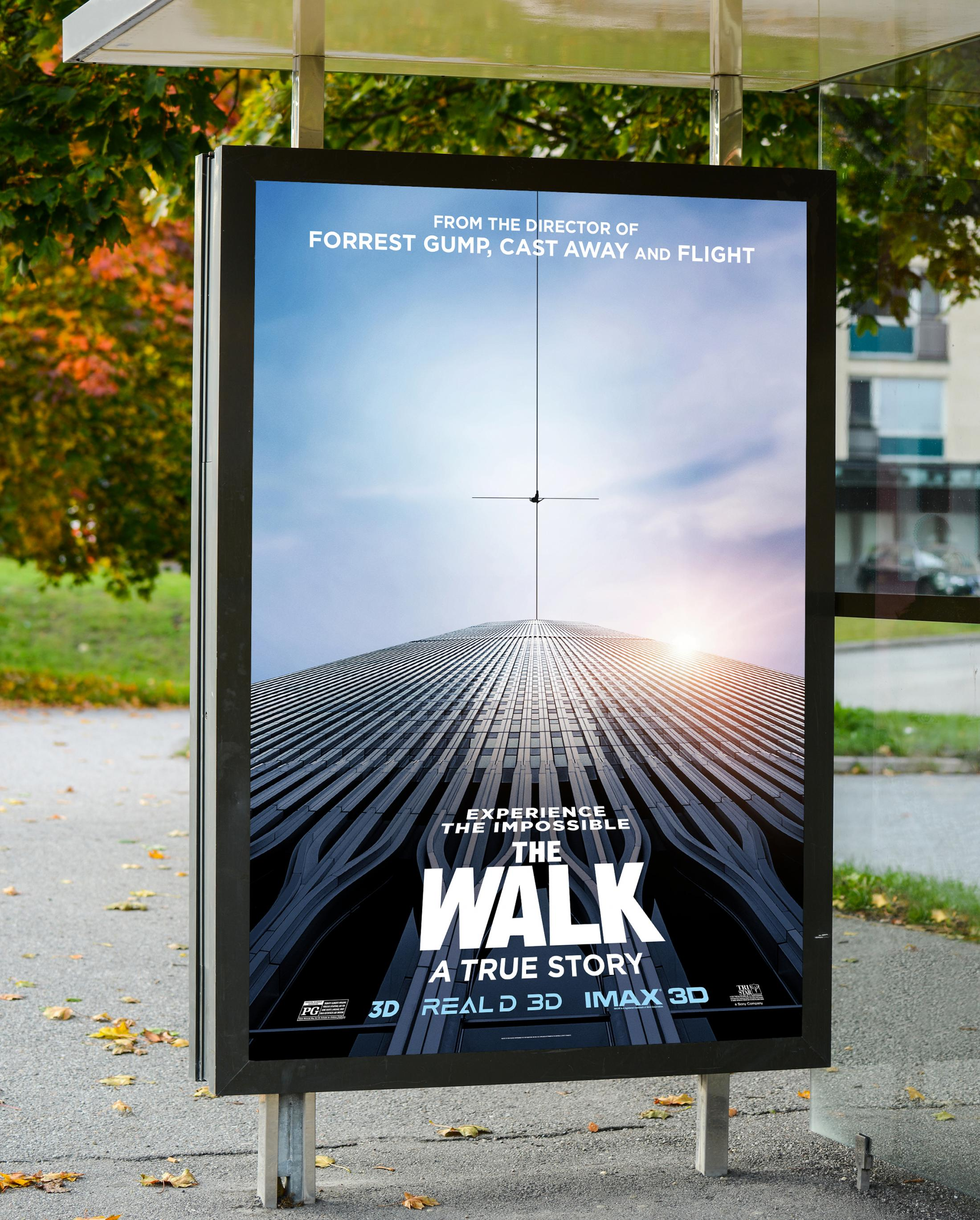 Image Media for The Walk Bus Shelter