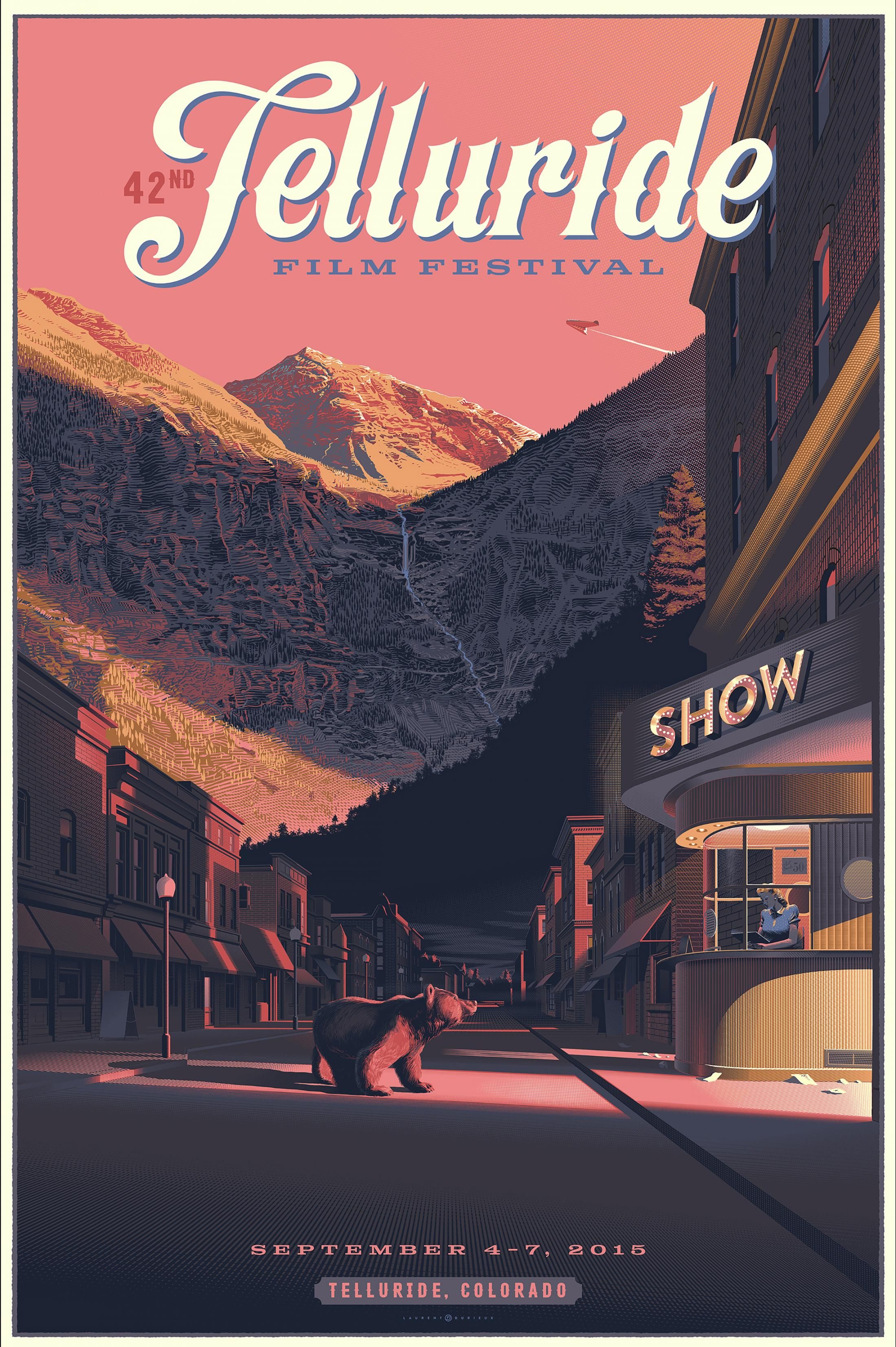 Thumbnail for Telluride Film Festival