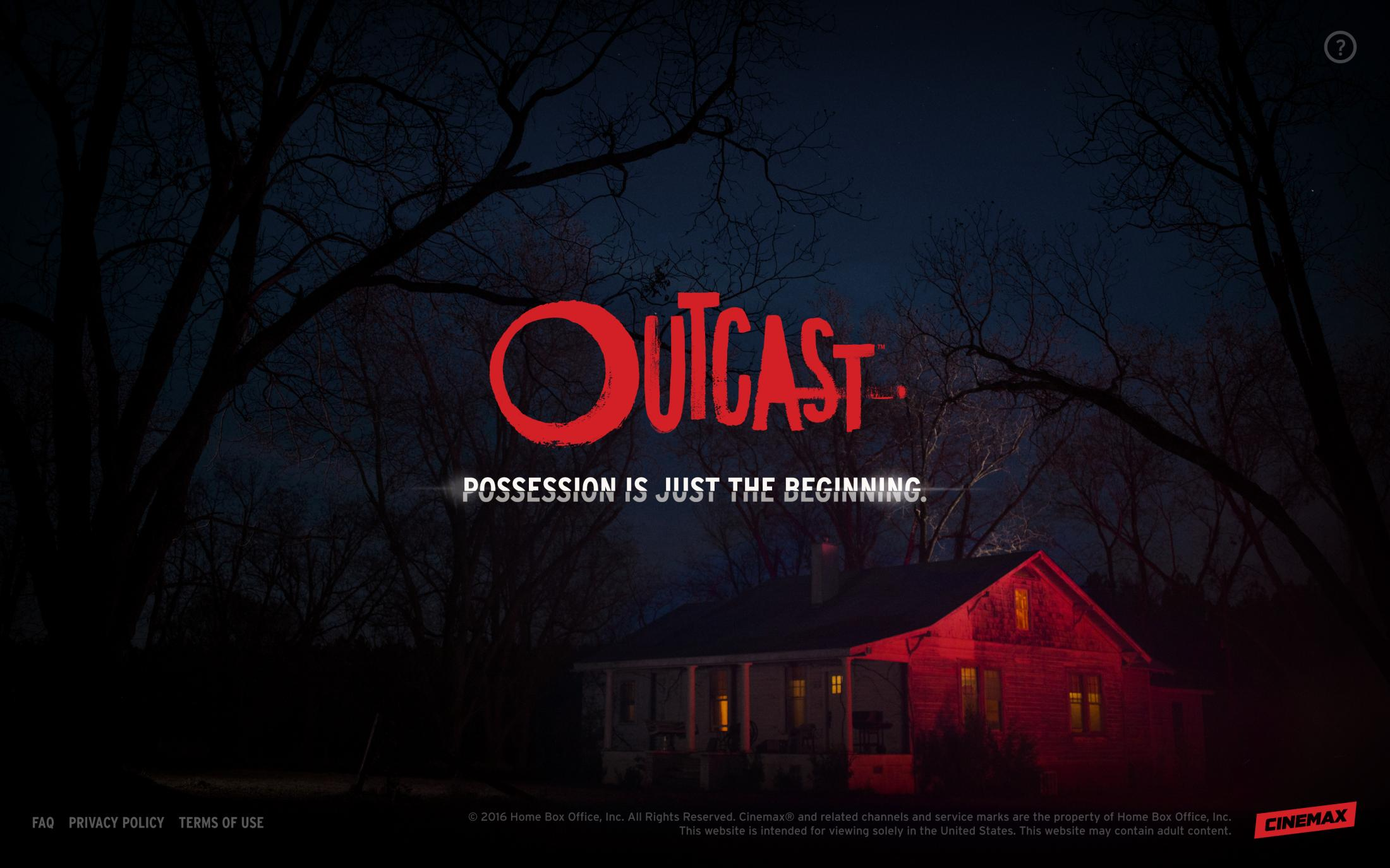Thumbnail for Outcast Interactive Trailer: