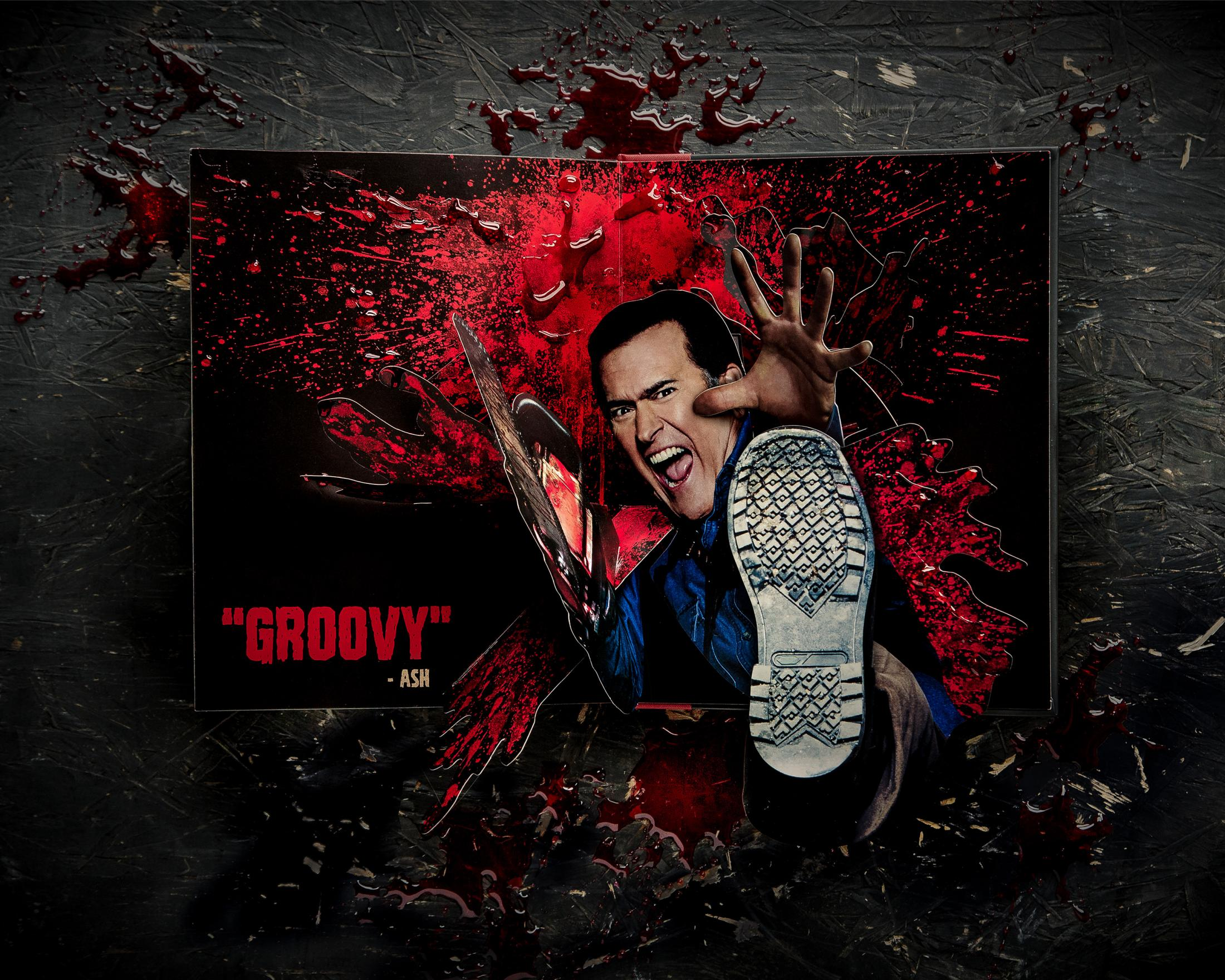 Thumbnail for Ash vs Evil Dead