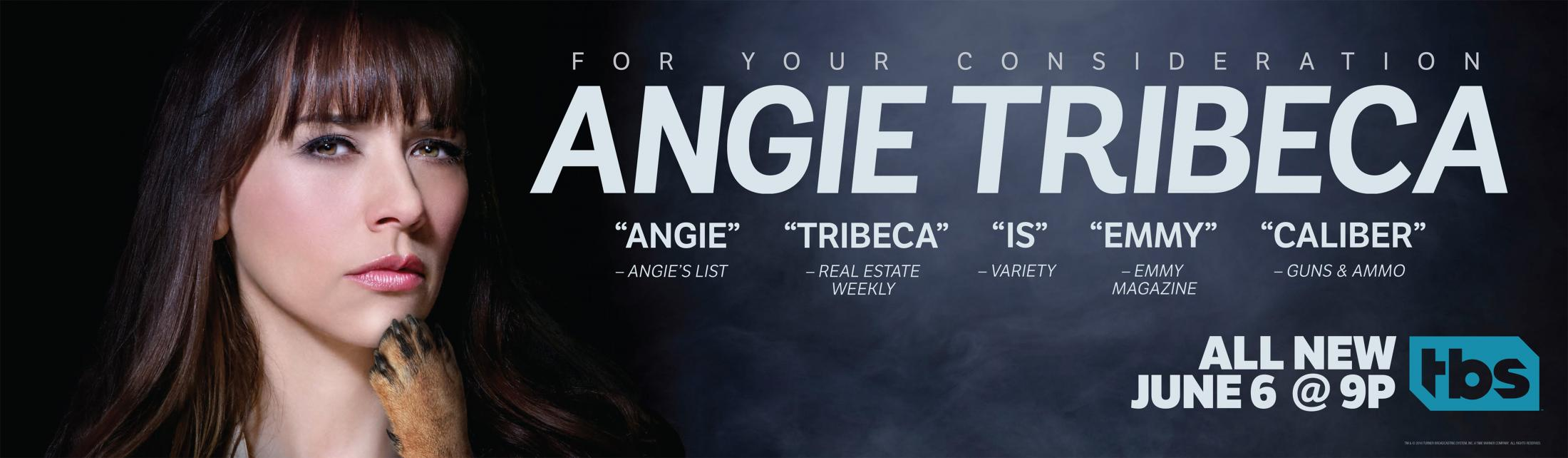 Thumbnail for Angie Tribeca