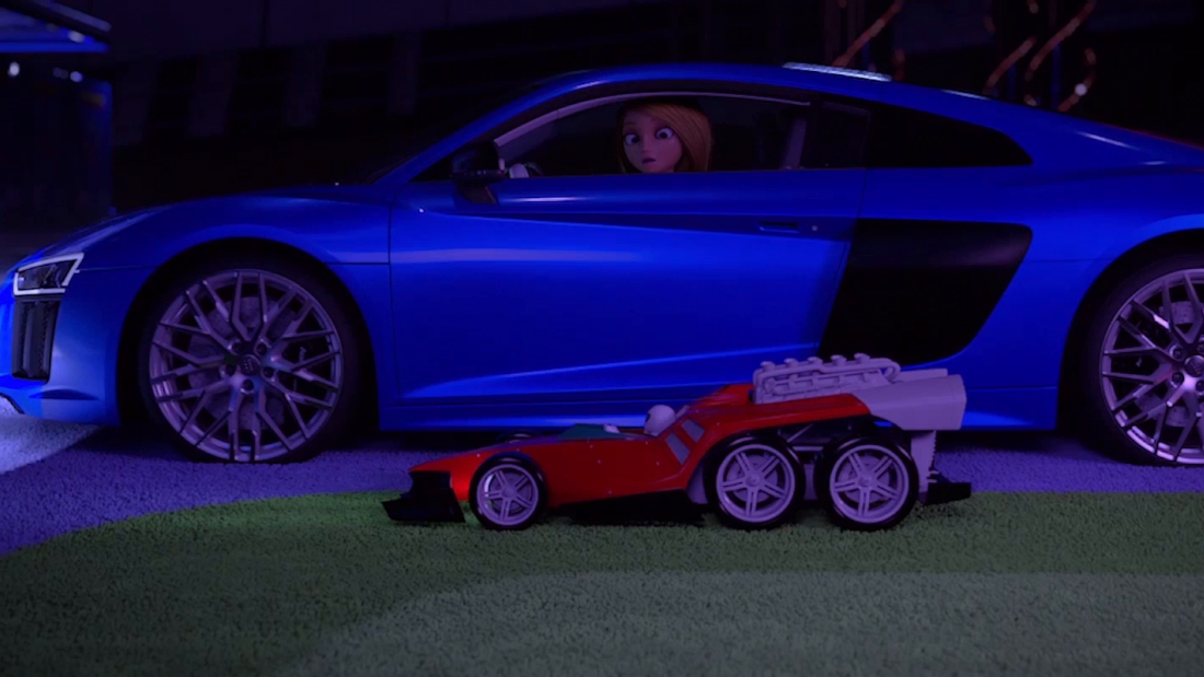Thumbnail for The doll that chose to drive