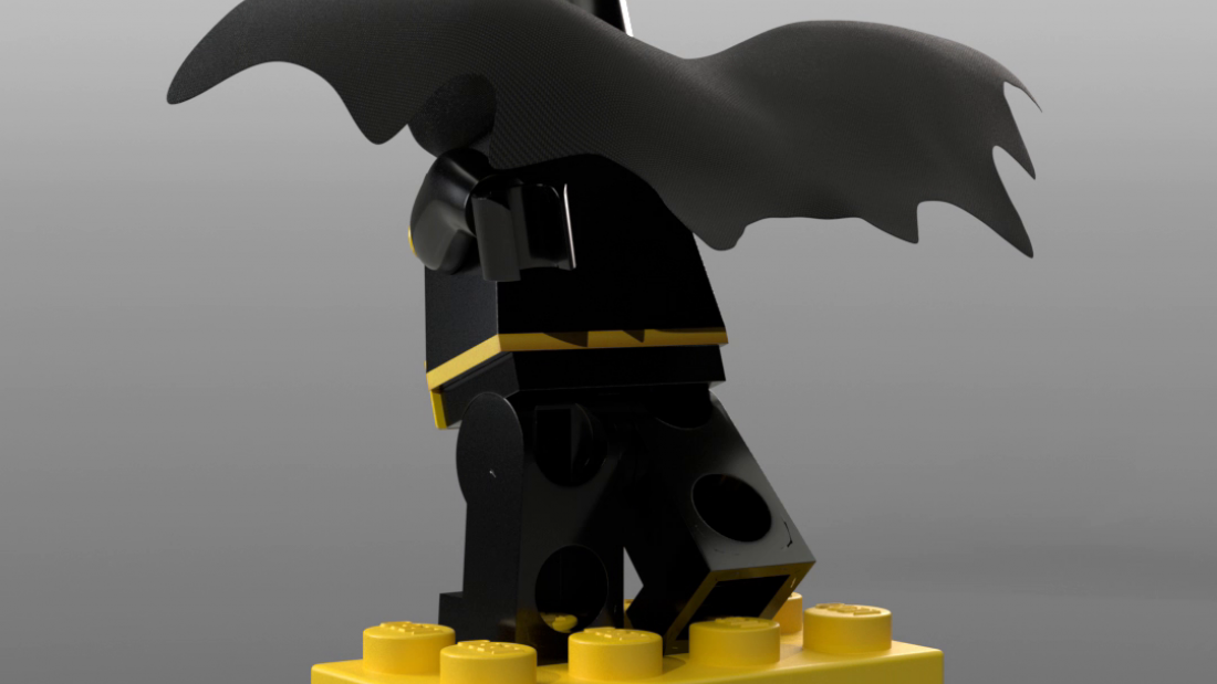 Thumbnail for The LEGO Batman Movie Character Sculpture Theatrical Display