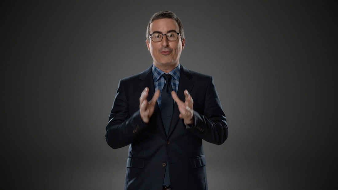 Thumbnail for It's What Connect Us (John Oliver)