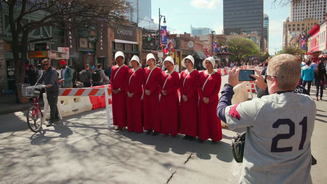 Thumbnail for The Handmaid's Tale Integrated Campaign