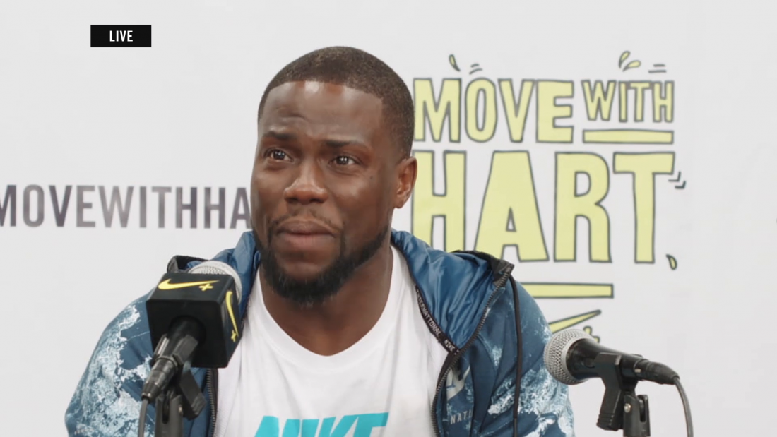 Thumbnail for Kevin Hart Press Conference