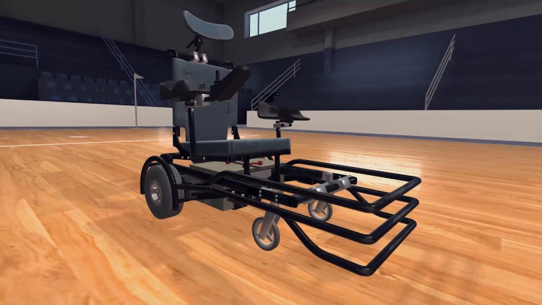 Thumbnail for VR Power Trainer