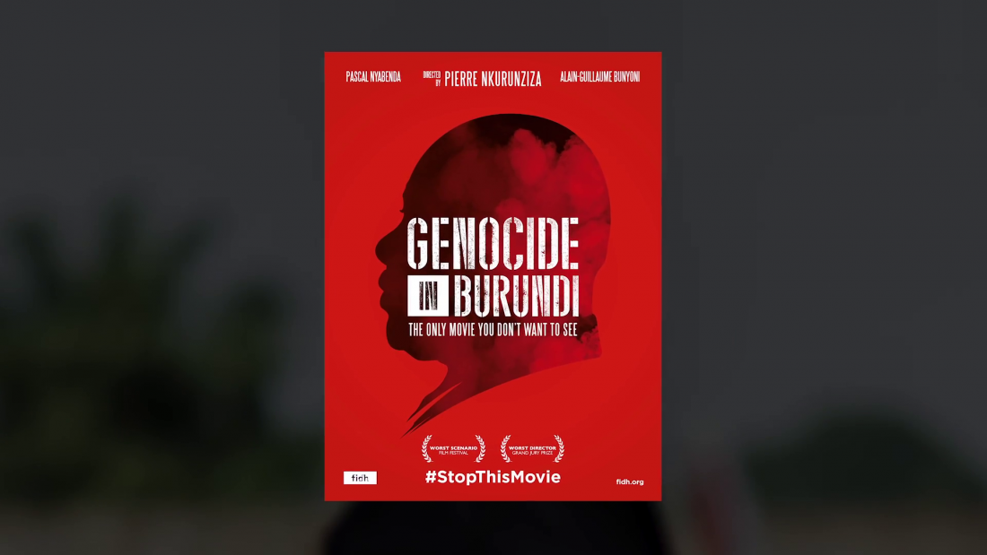 Thumbnail for #StopThisMovie - Genocide in Burundi