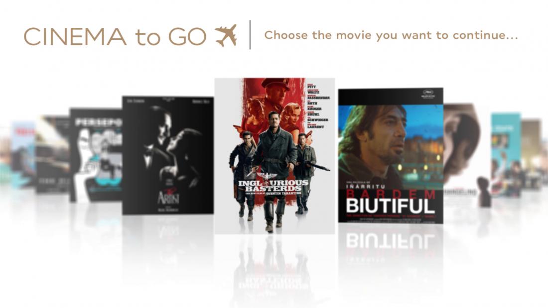 Thumbnail for Cinema to go