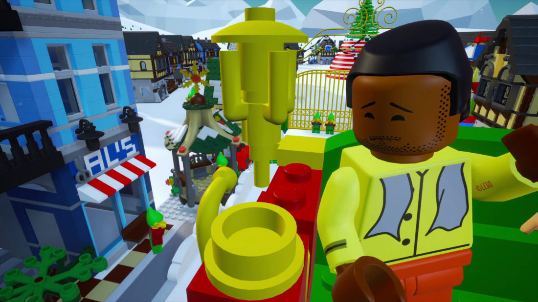 Thumbnail for Pentatonix and Lego Integrated Campaign