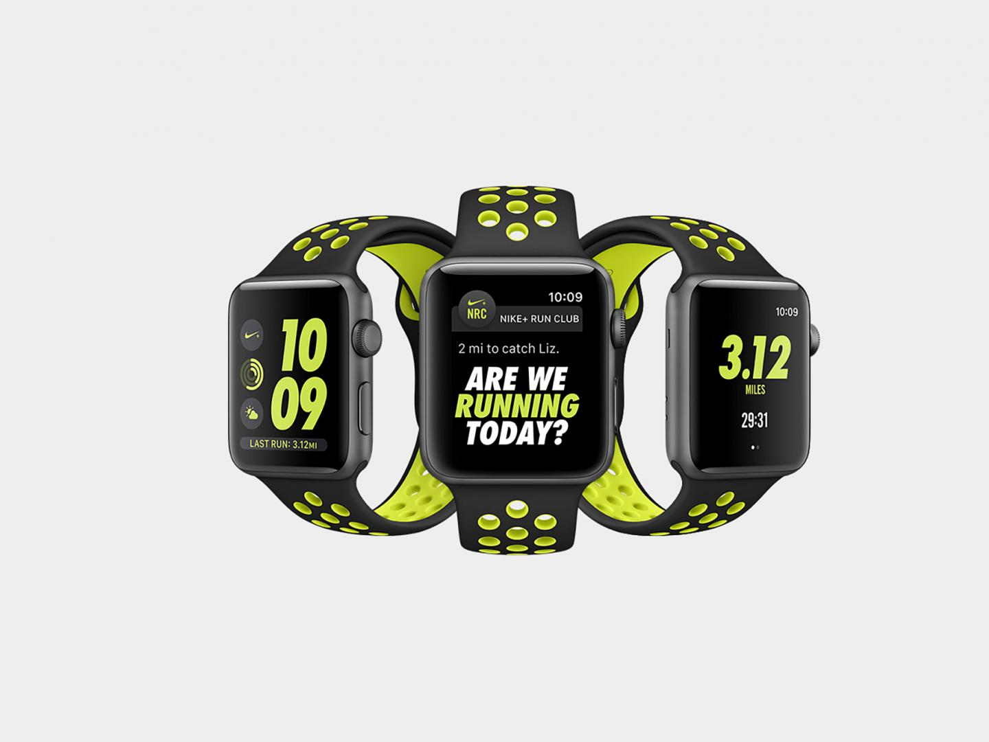 Apple Watch Nike+ Thumbnail
