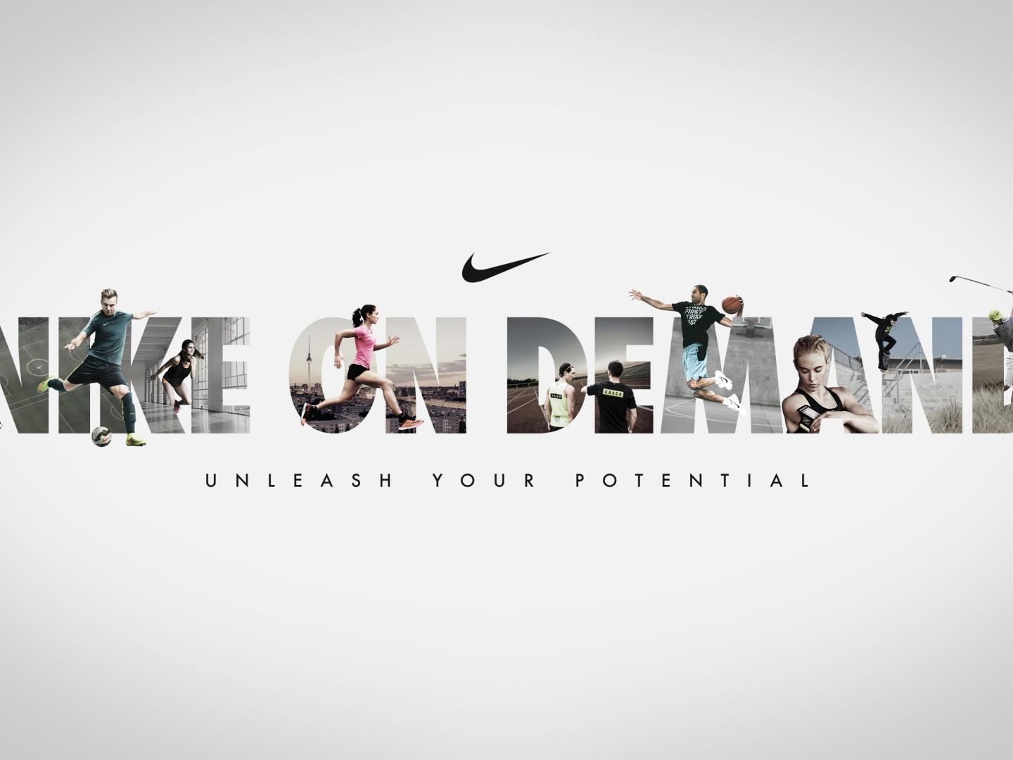 Nike On Demand Thumbnail