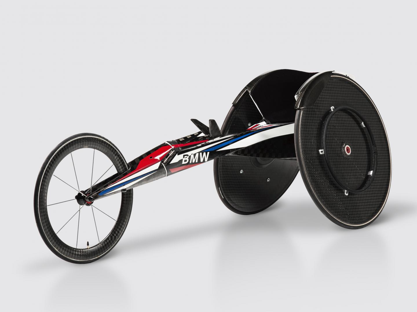BMW Racing Wheelchair Thumbnail