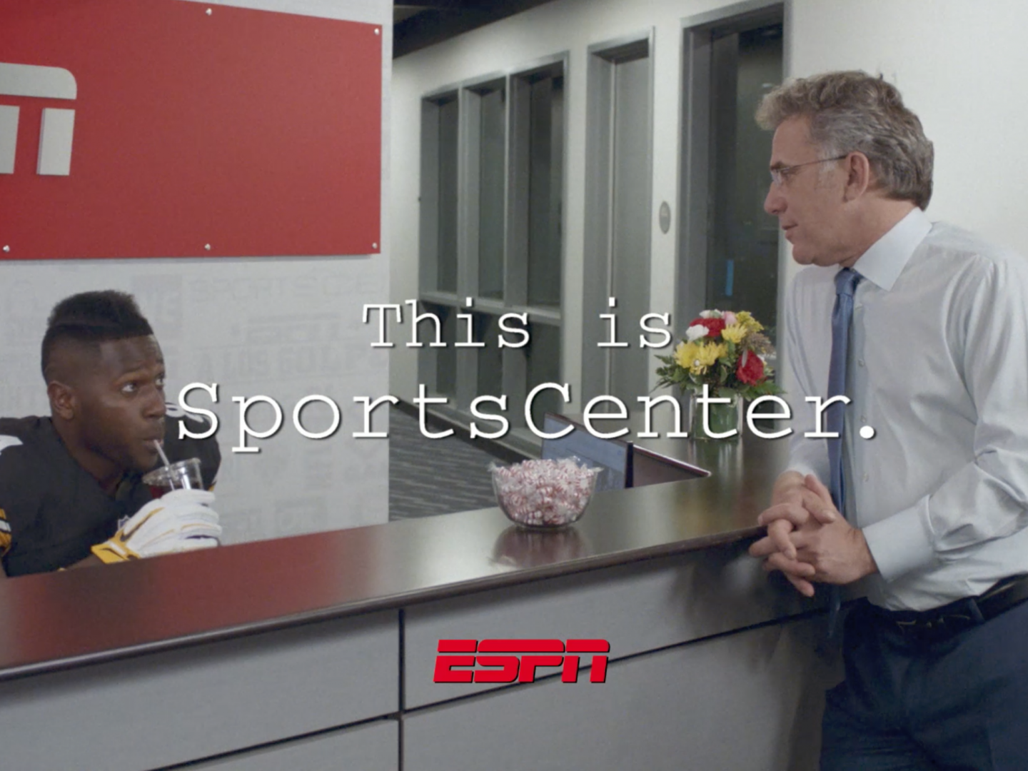 This is SportsCenter - Phone Calls Thumbnail