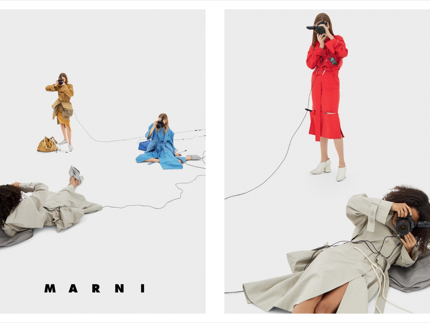 Marni Spring Summer 2017 Advertising Campaign Thumbnail
