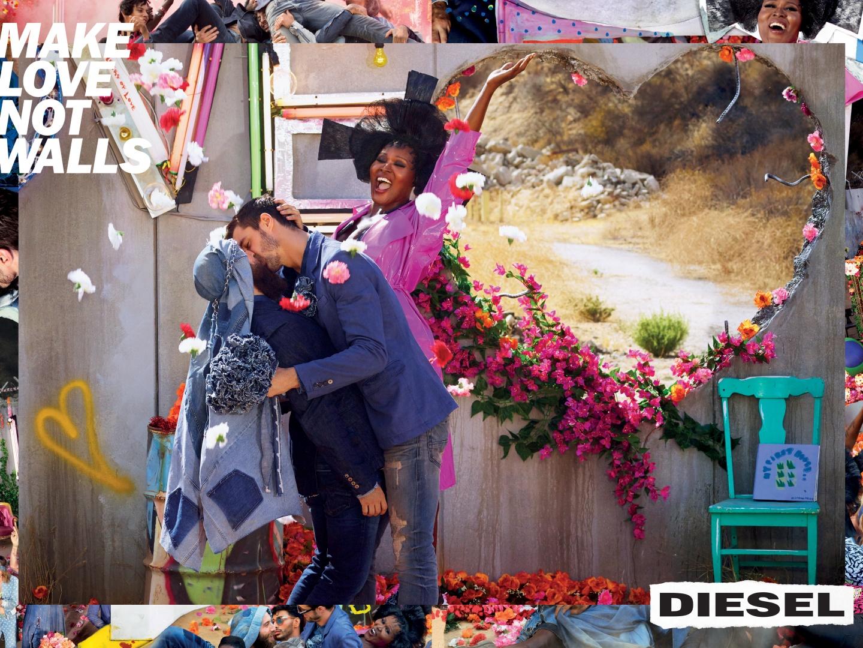 Make Love Not Walls - Gay Wedding  Thumbnail