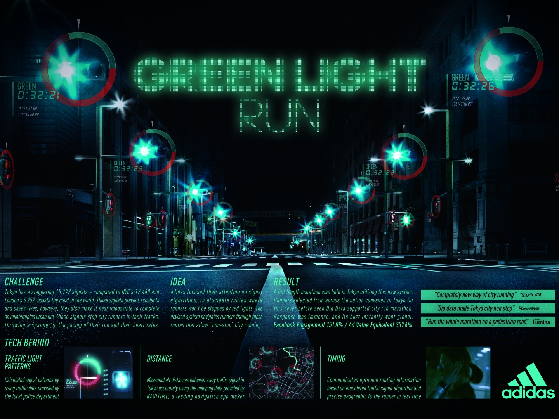 GREEN LIGHT RUN Thumbnail
