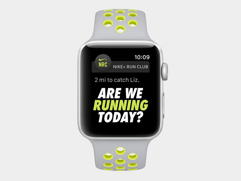 Apple Watch Nike+ Thumbnail