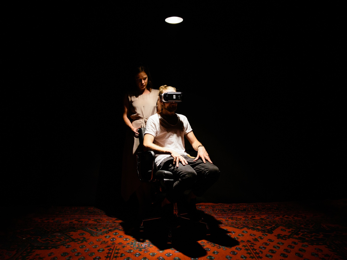 Samsung x Punchdrunk Theatrical VR Experience Thumbnail