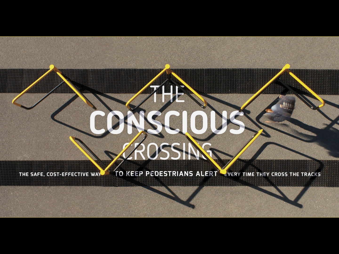 The Conscious Crossing Thumbnail