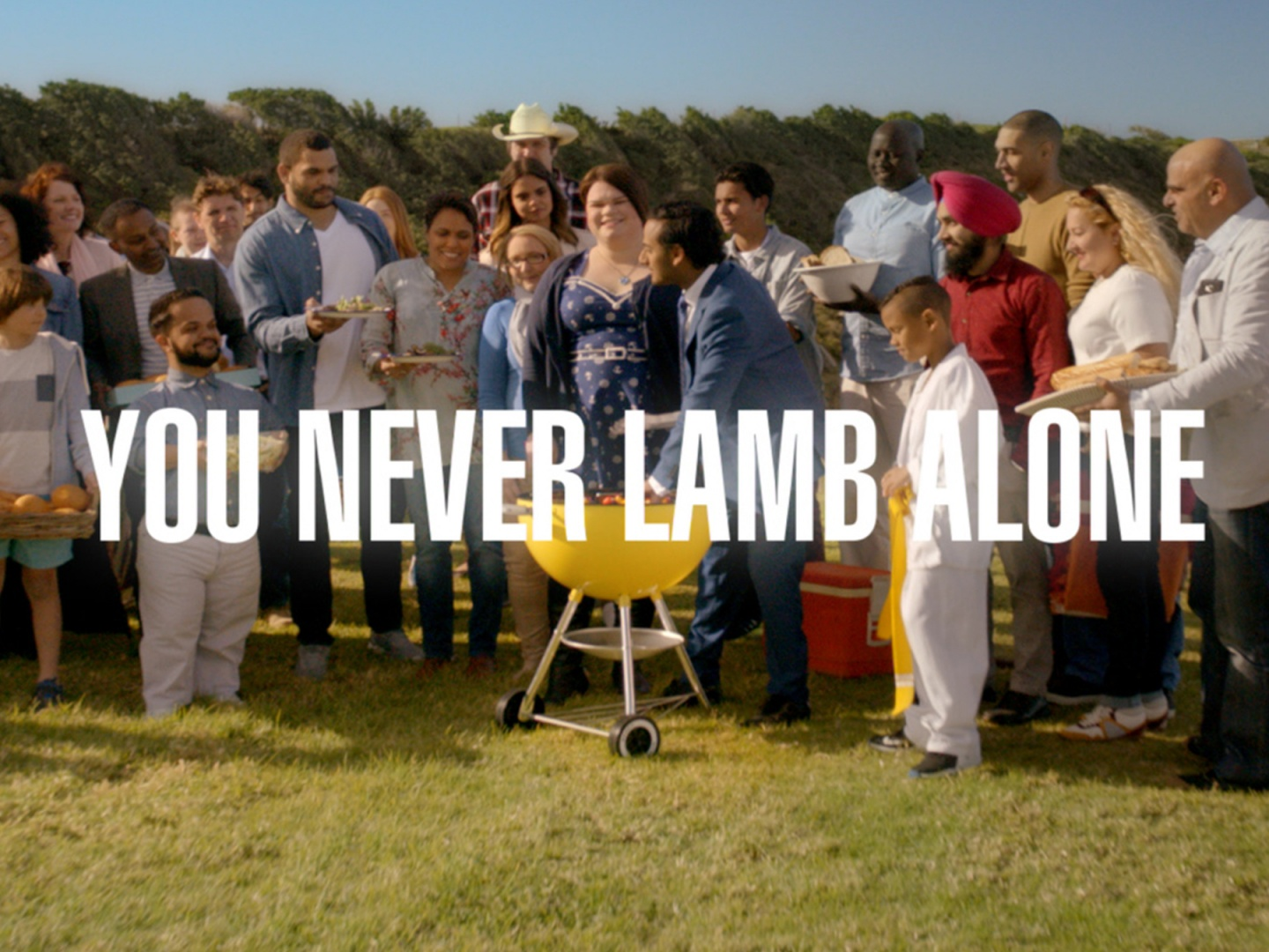 You Never Lamb Alone Thumbnail