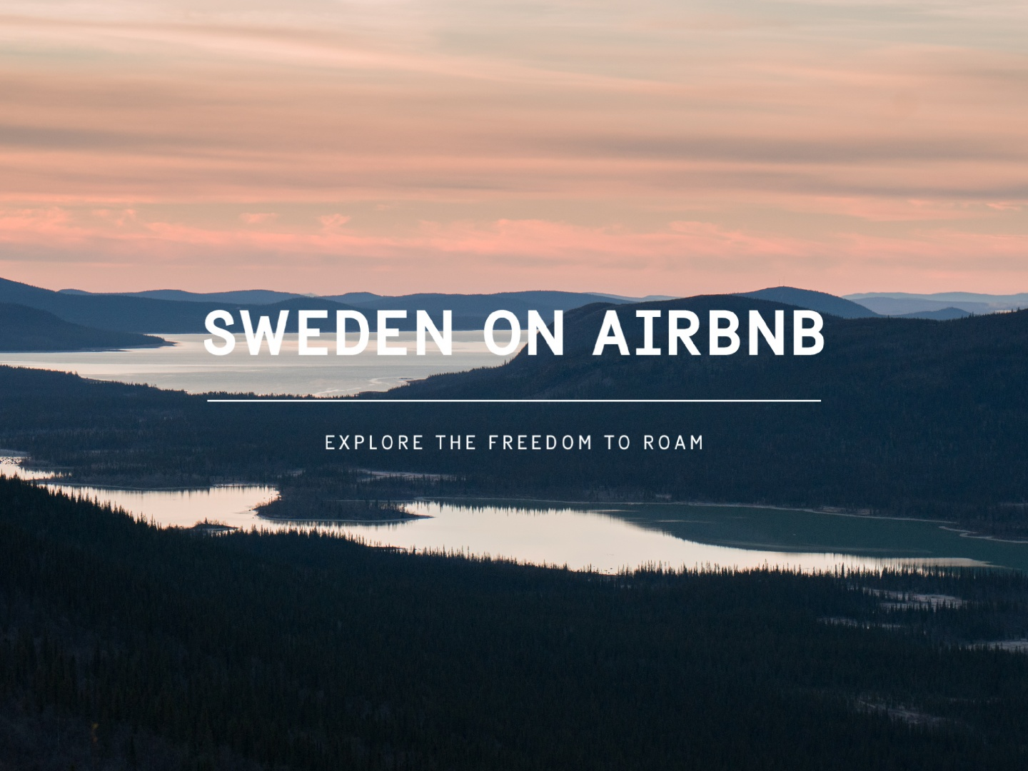 Sweden on Airbnb Thumbnail