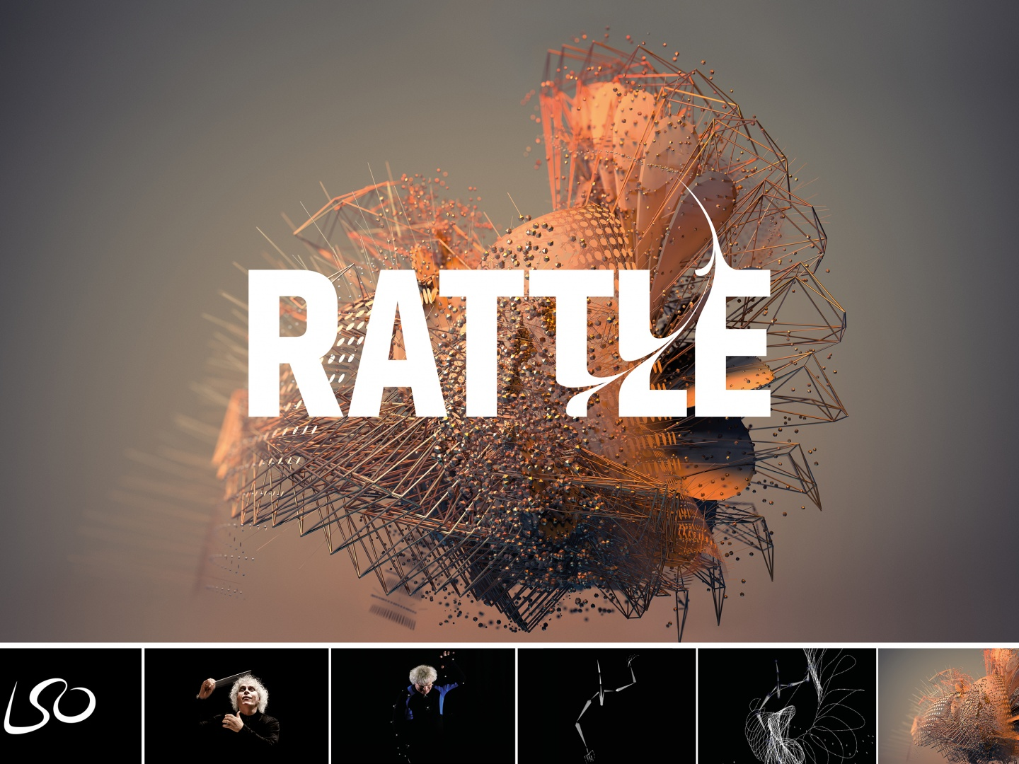 Visual Identity Conducted By Sir Simon Rattle Thumbnail