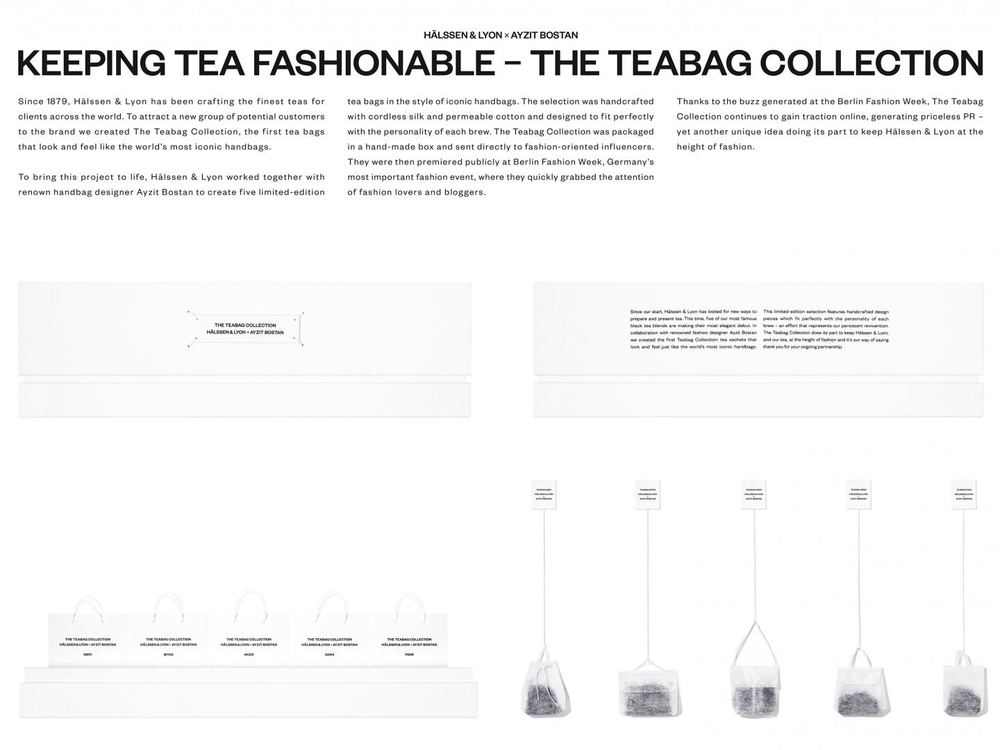 h lssen lyon the teabag collection clios. Black Bedroom Furniture Sets. Home Design Ideas