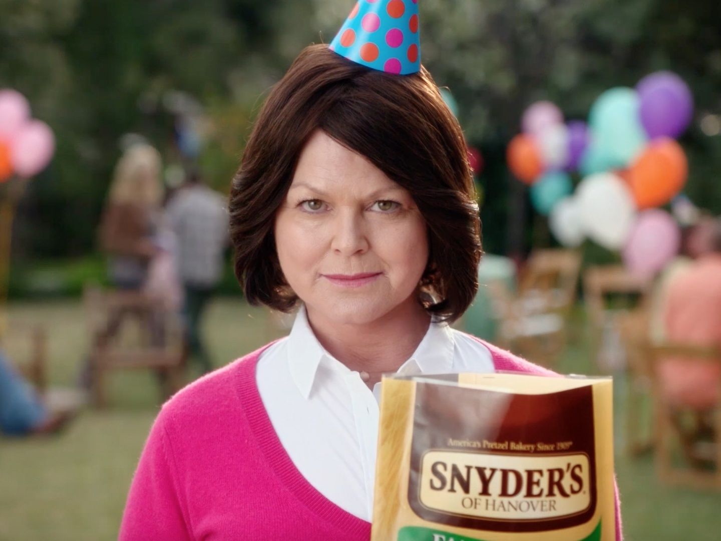 Snyder's of Hanover: Pretzels, Baby - Integrated Campaign Thumbnail