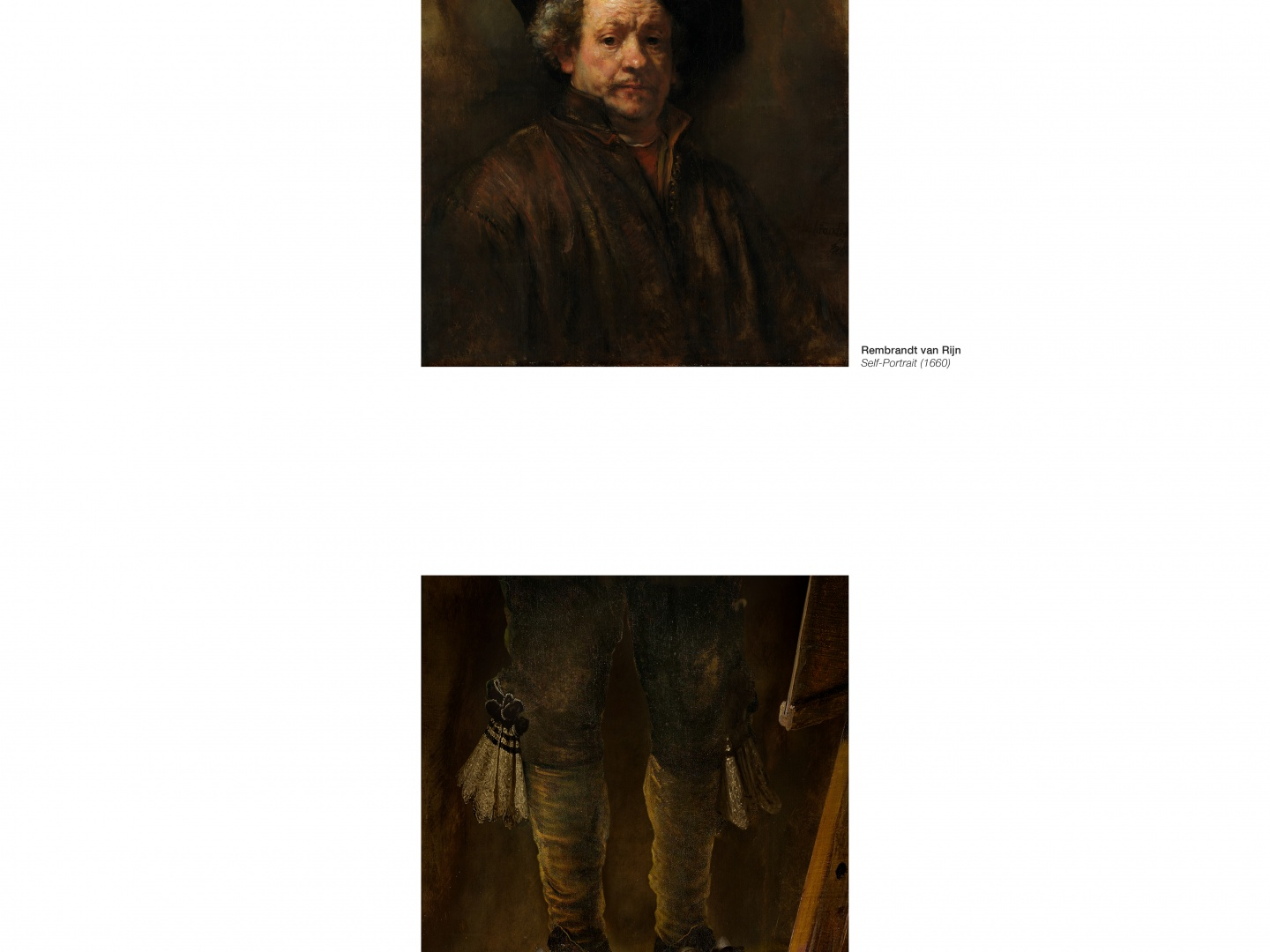Image for Portraits Completed Out of Home: Rembrandt