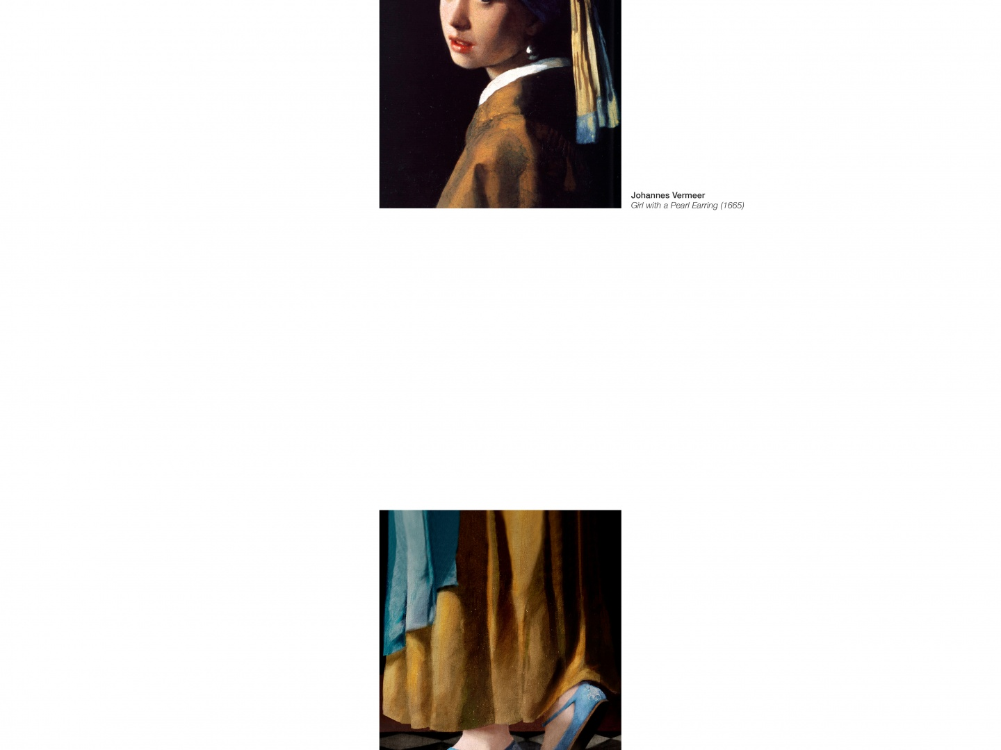 Image for Portraits Completed Out of Home: Vermeer