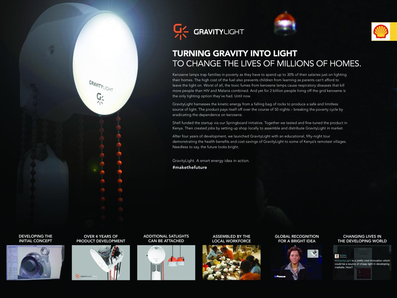 Gravity Light  Thumbnail