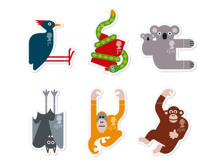 Animail Stamps Thumbnail