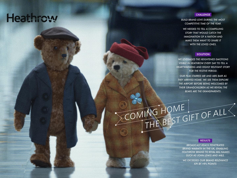 Heathrow Coming Home for Christmas  Thumbnail