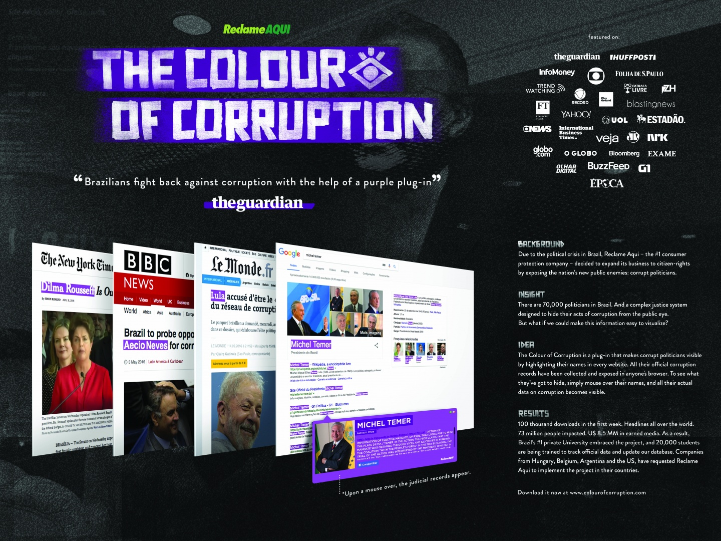 The Colour of Corruption Thumbnail