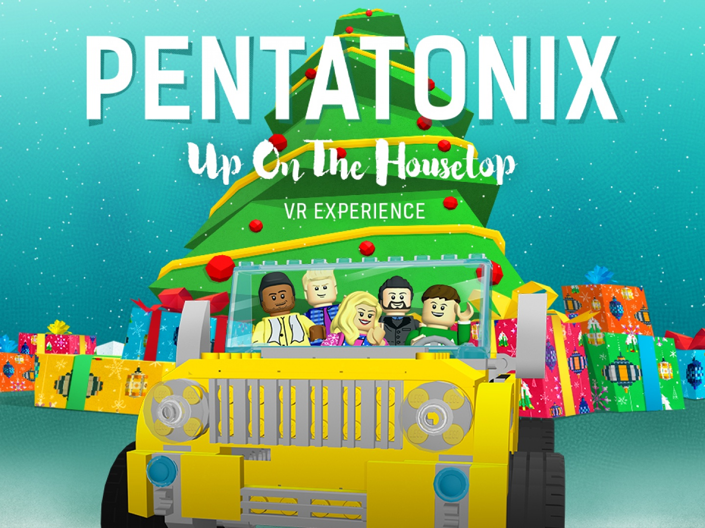 Pentatonix and Lego Integrated Campaign Thumbnail