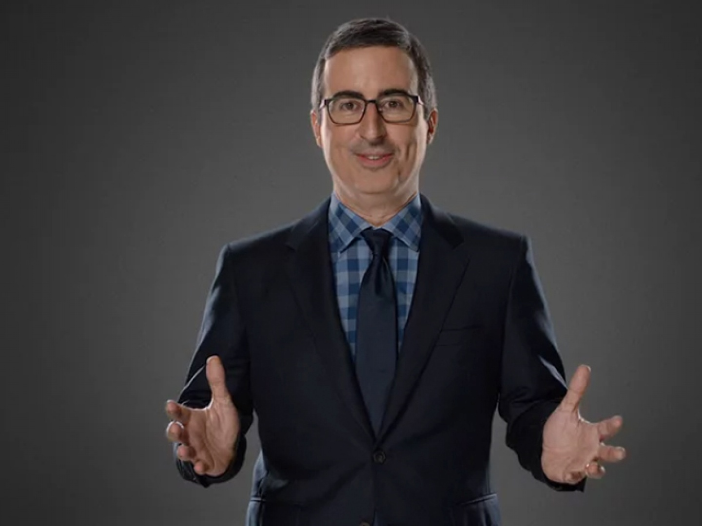 Image for It's What Connect Us (John Oliver)