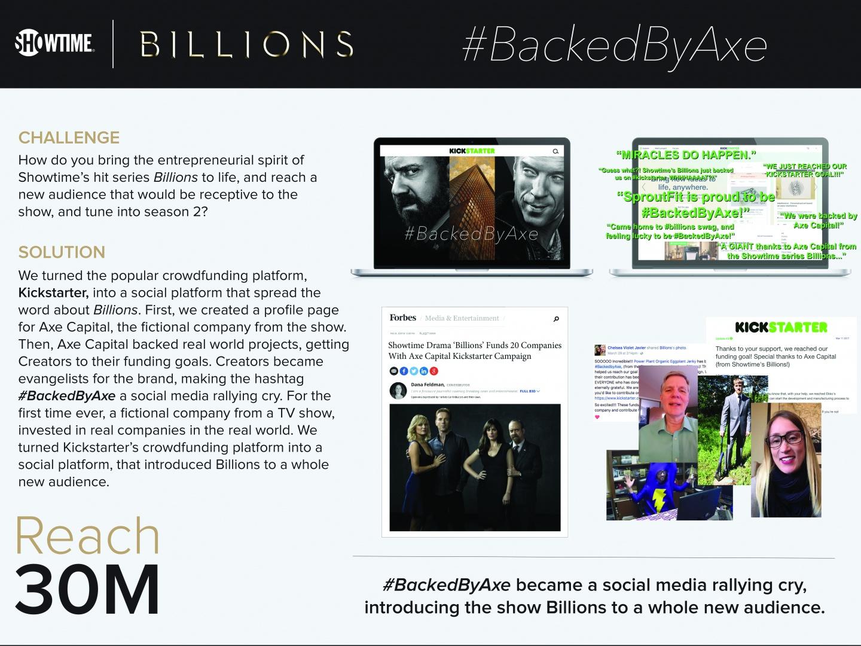 #BackedByAxe Thumbnail