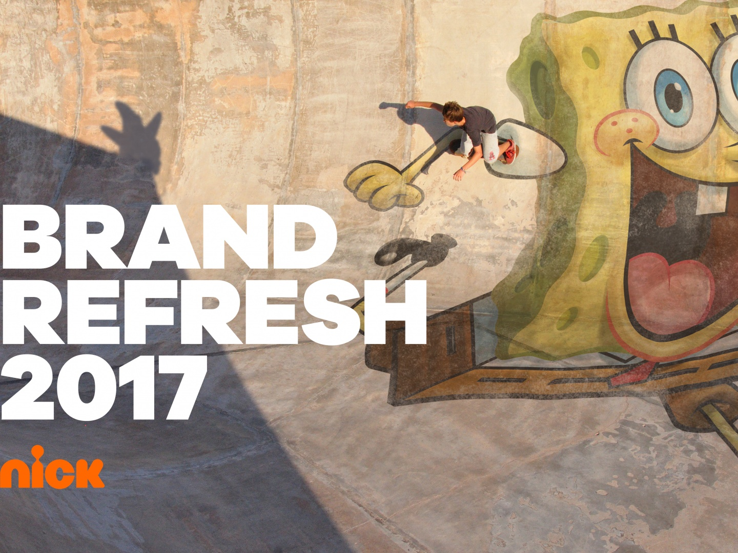 Image for Nickelodeon Brand Refresh 2017