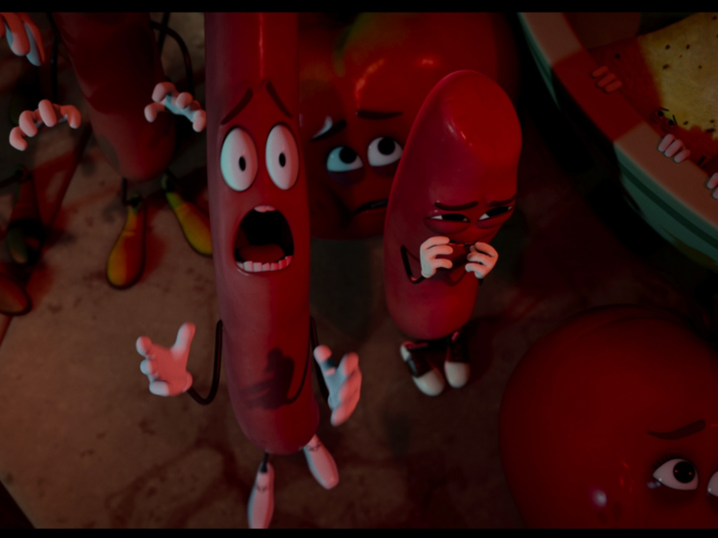 Sausage Party Trailer Thumbnail