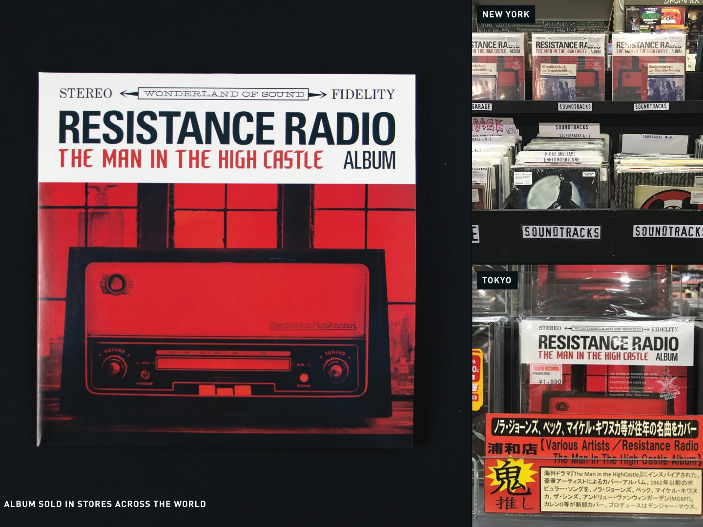 The Man in the High Castle: Resistance Radio & 30th Century Records Thumbnail