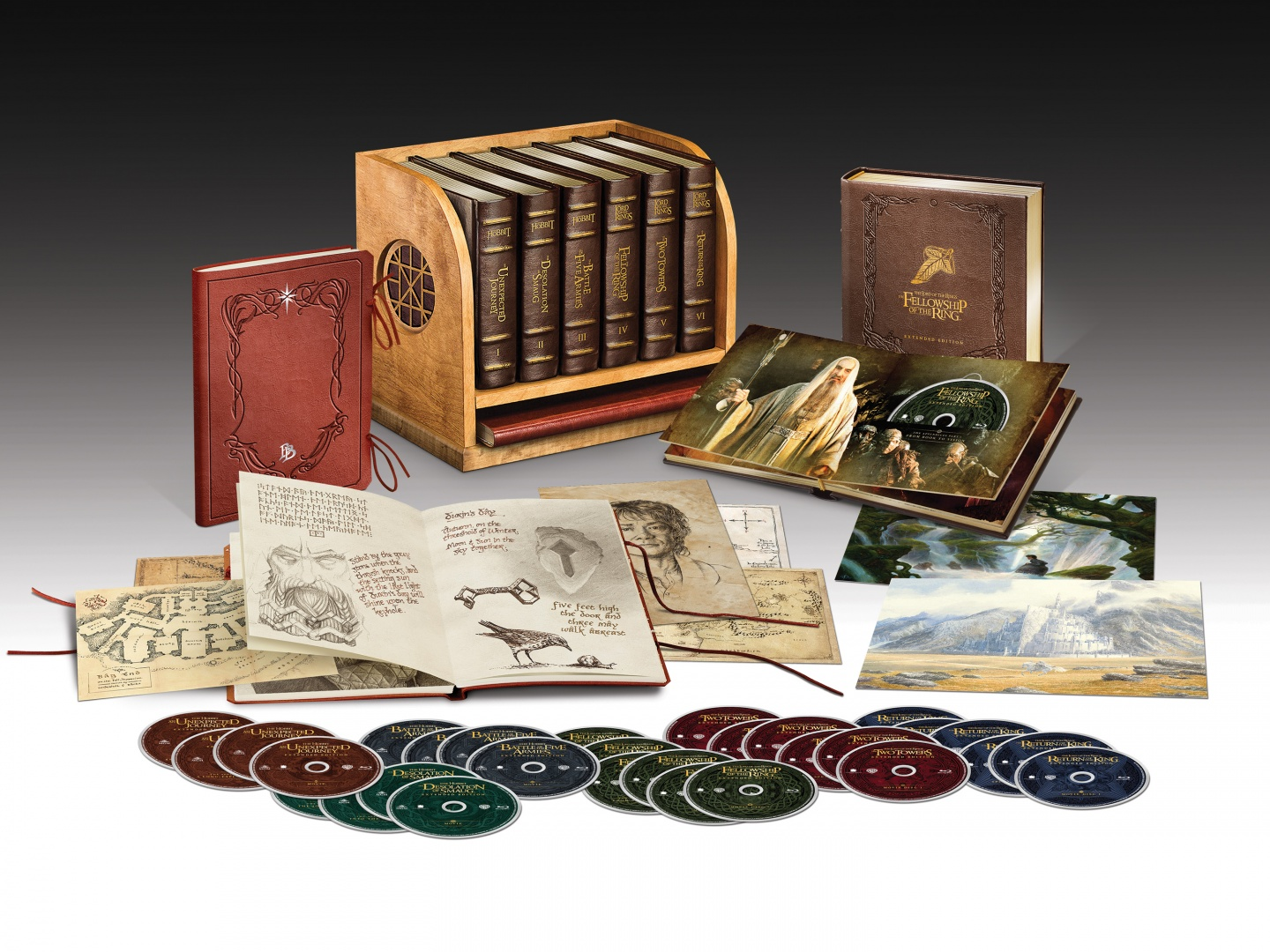 Middle-earth Limited Collector's Edition Thumbnail