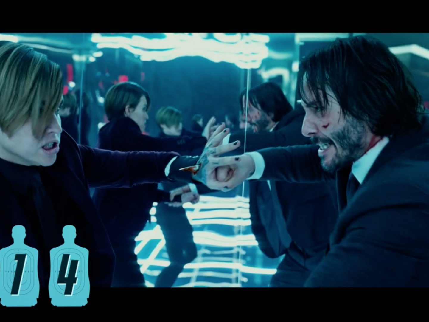 John Wick 2: Kill Count Thumbnail