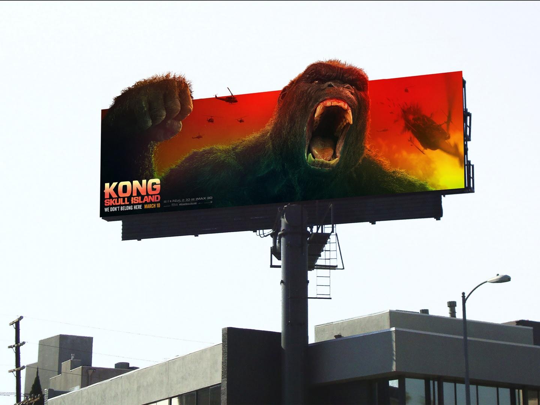 Kong Breakout Billboard Thumbnail