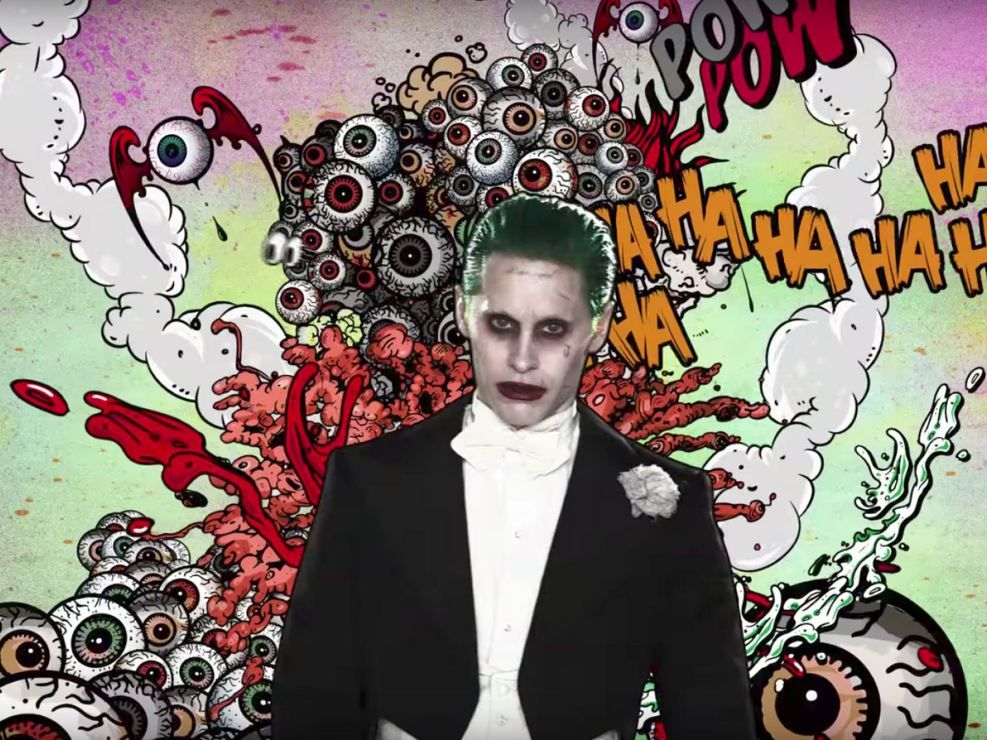 Suicide Squad Character Instagrams  Thumbnail