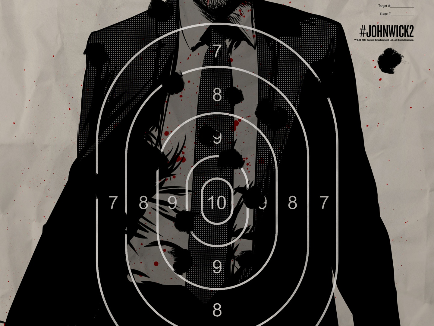 Image for Illustrated One-Sheet Campaign - Target